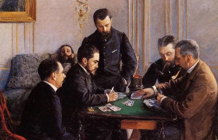 Русские классики, у которых была тяга к карточным играм