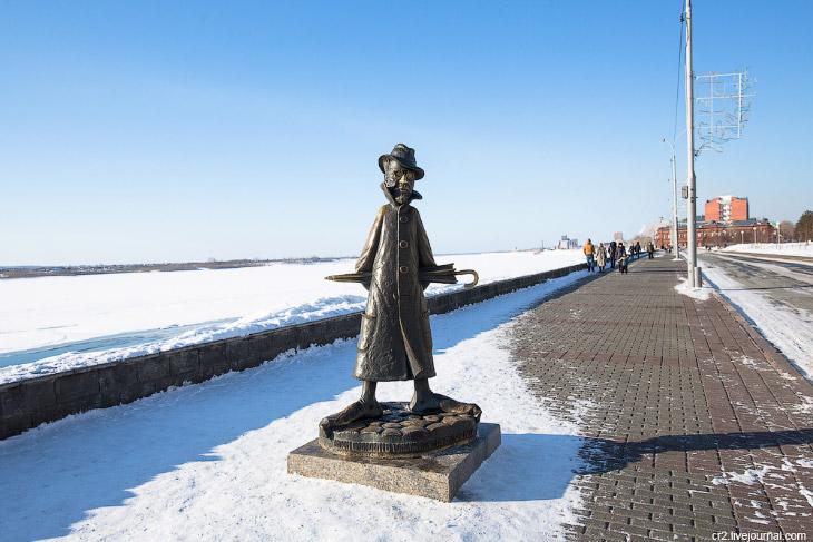 Прогулка по Томску