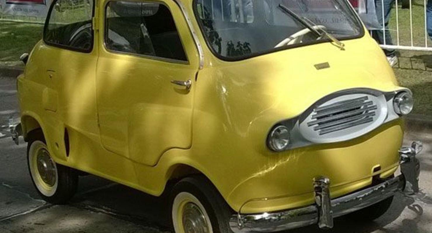 Joseso — забытый аргентинский автомобиль Исследования