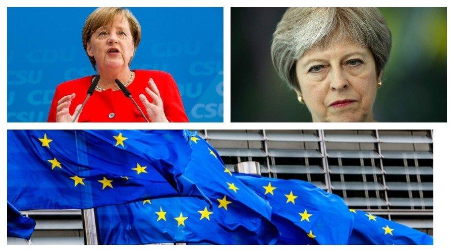 Мэй призналась в тяжкой доле: Британия зашла в «европейский тупик»