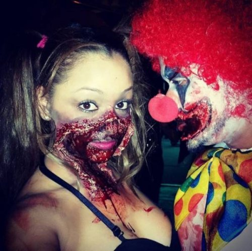 Настоящие хэллоуинские костюмы, которые напугают кого угодно