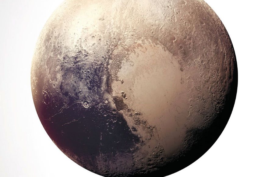 pluto planet images - 870×581