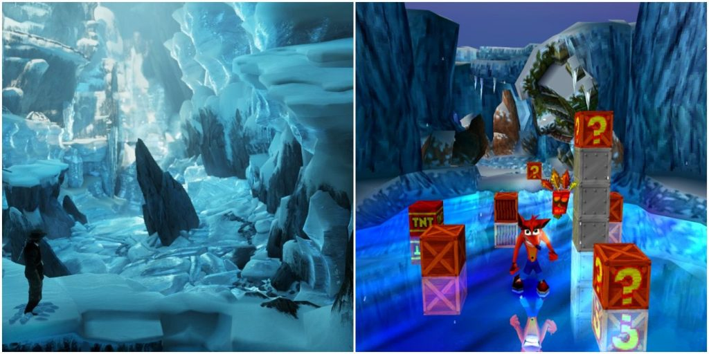10 доказательств того, что Uncharted и Crash Bandicoot - одна игра action,adventures,arcade,pc,ps,xbox,Аркады,Игры,Приключения