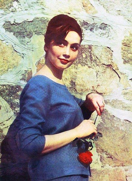 Украинские красавицы советского кино. советские актрисы