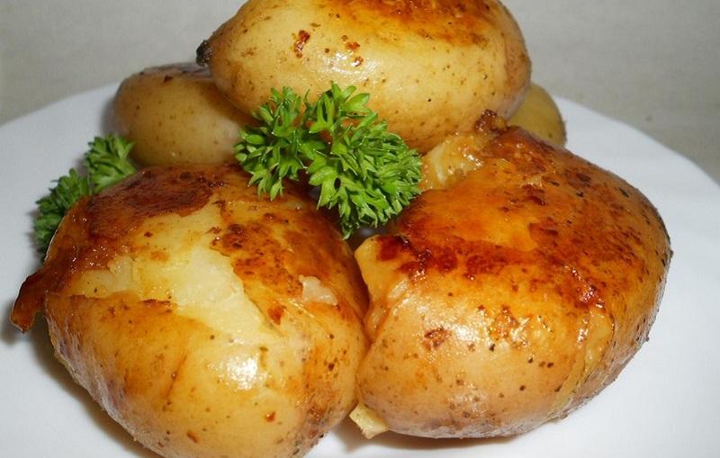 Готовим картофель, который буквально тает во рту!
