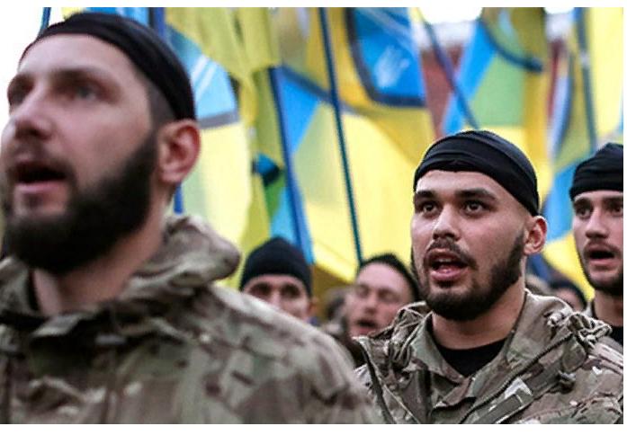США намерены объявить внести «Азов»* в список террористических организаций