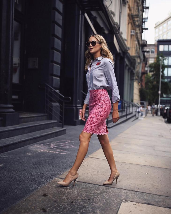 модные юбки 2019 фото 22