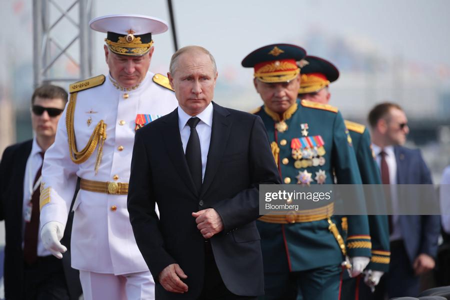 О секретном оружии Владимира Путина