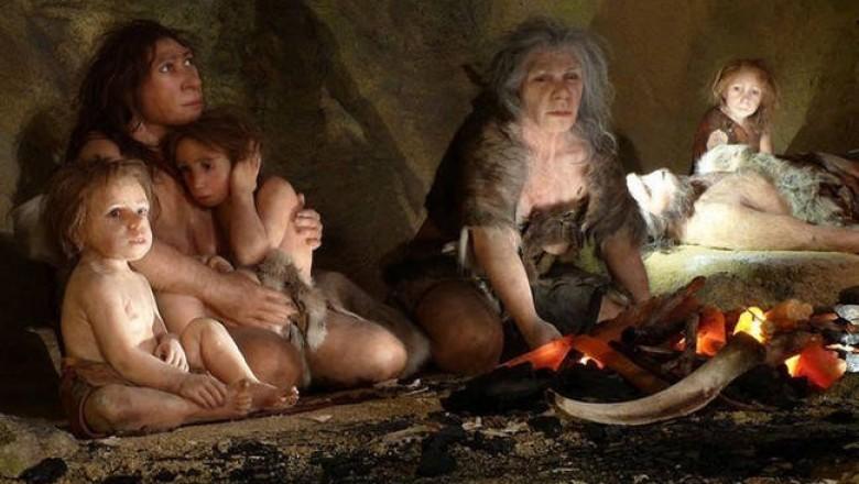 Каким было детство в каменнов веке?