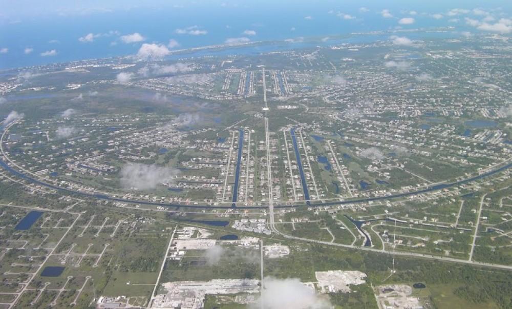 Флорида. Остатки древнего мегаполиса?