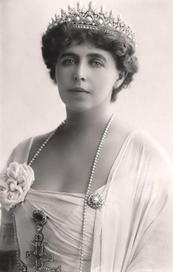 Королёва Румынии Мария винтаж, женщины, красота, открытки, фото