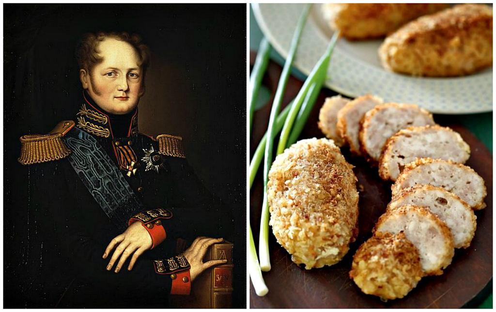 Кулинарные пристрастия российских императоров