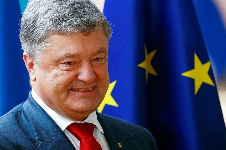 Петр Порошенко лишился звания почетного гражданина Вероны