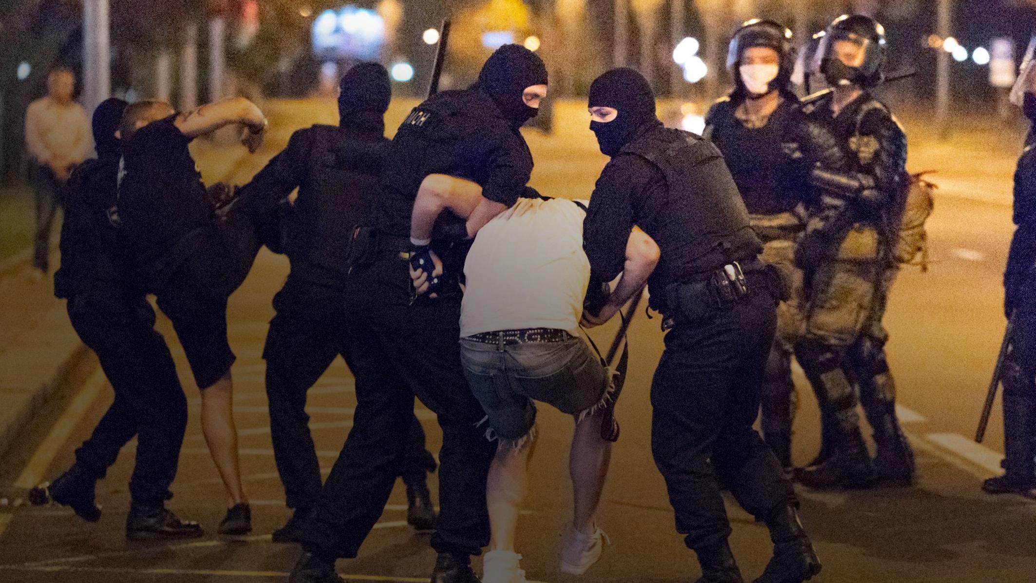 Гранаты на чёрном рынке и мизерные зарплаты. Что такое белорусский ОМОН и чем он разгоняет протесты Белоруссия,власть,Силовики