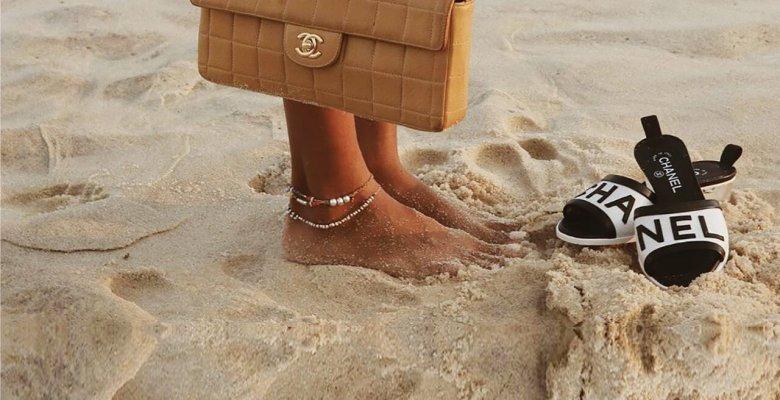Где купить украшения для ног…