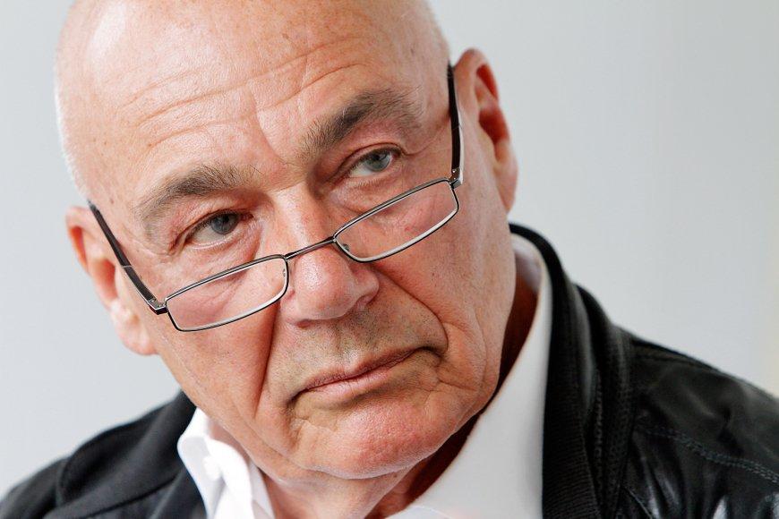 Владимир Познер раскритиковал слова грузинского телеведущего Габунии