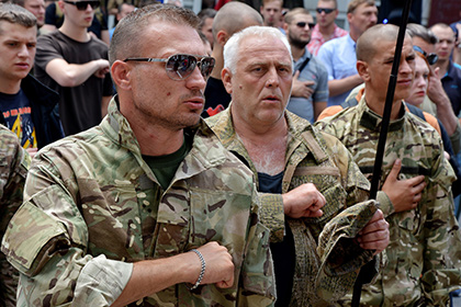 Чайка рассказал о попытке «Правого сектора» организовать госпереворот в России