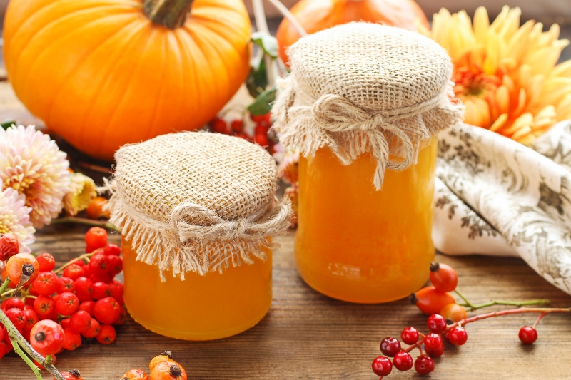 Тыквенный мёд для здоровья печени