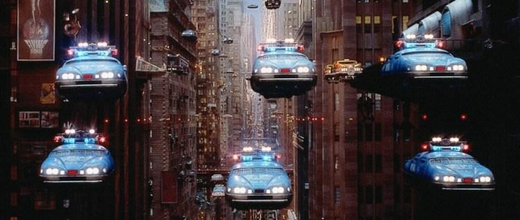 летающие такси, кадр из фильма