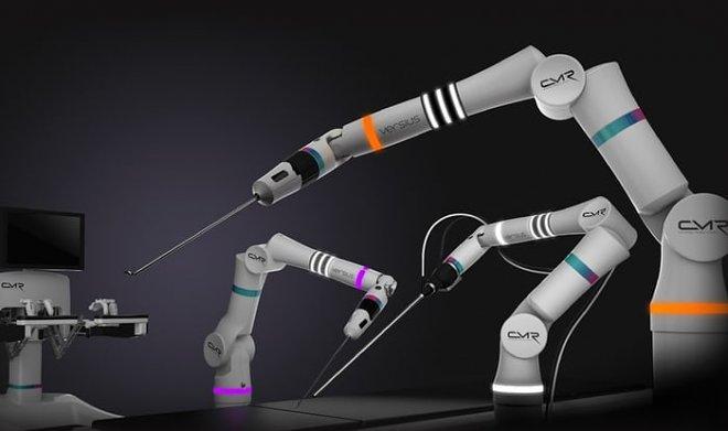 В Великобритании создан самый маленький робот-хирург в мире