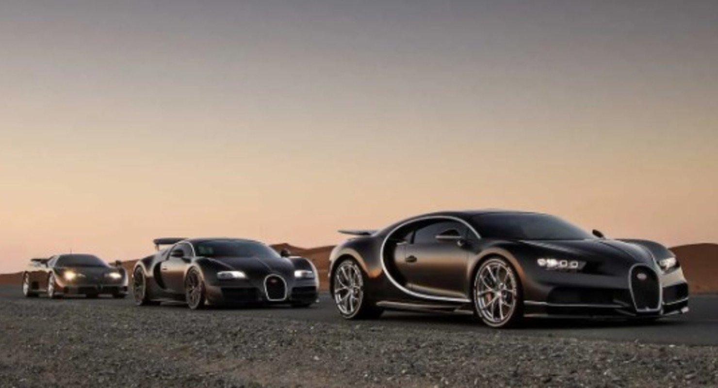Porsche увеличит долю в производстве электрических суперкаров Автомобили