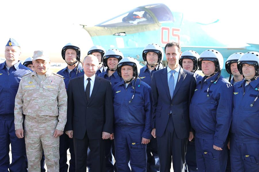 Асад остается. Вашингтон принял факт, Путин утвердил лидерство