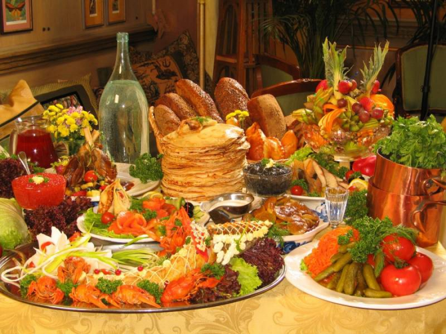 Как иностранцы воспринимают русскую еду