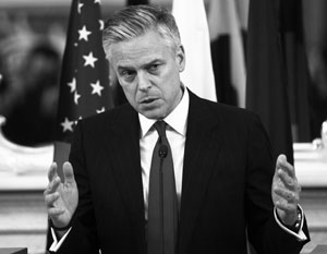 Послу США не понравилась «не…