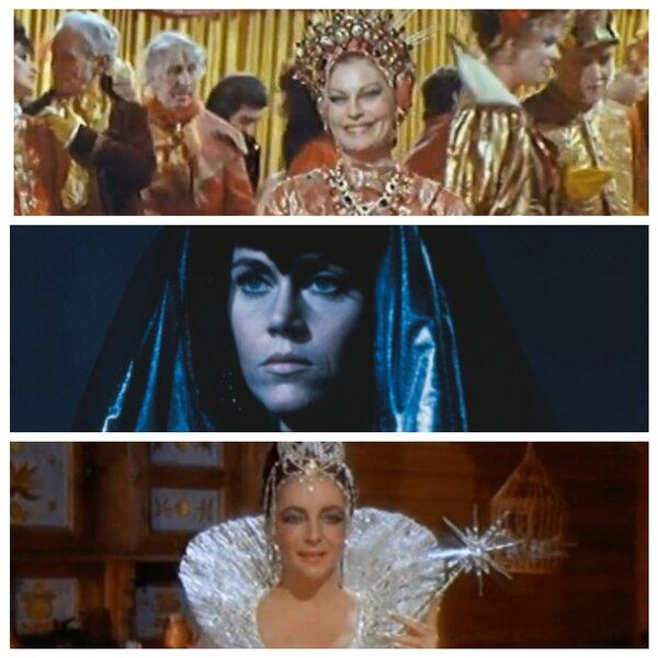 Как сложилась судьба девочки сыгравшей Митиль в сказке «Синяя птица» история кино,кино,киноактеры,моровой кинематограф,музыка,сказка,художественное кино