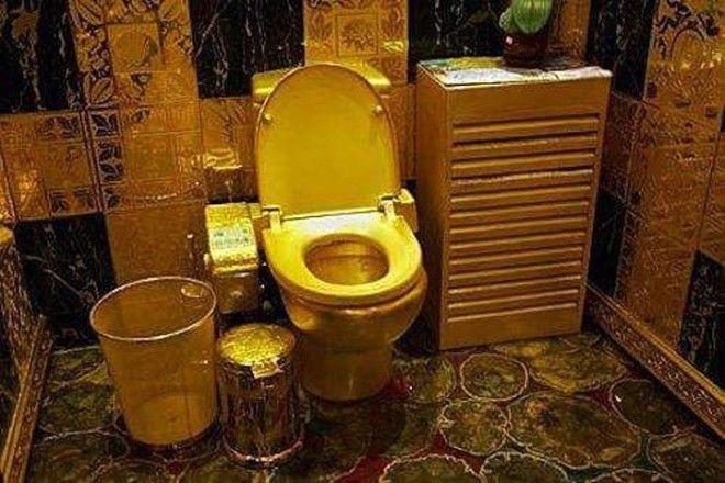 30 Абсолютно Нелепых И Странных Туалетов Со Всего Мира
