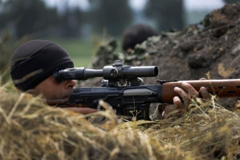 Снайпер ВСУ подло убил 20-ле…