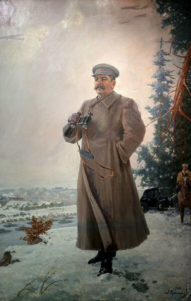 Картинки по запроÑу Сталин и битва под МоÑквой