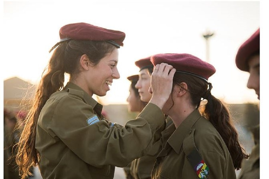Самая красивая армия: девичье пополнение ЦАХАЛа.