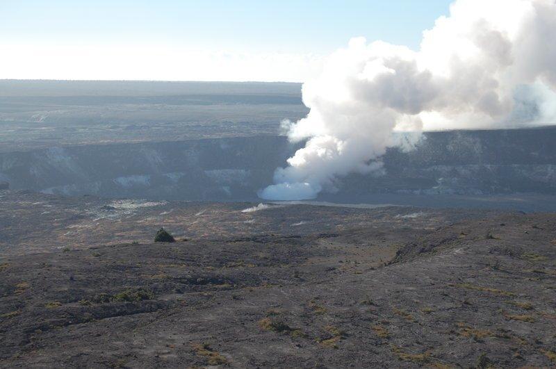 Вулкан Килауеа - самый активный, извергается уже больше 30 лет ! америка, вулканы, гавайи, пейзажи, природа, путешествия