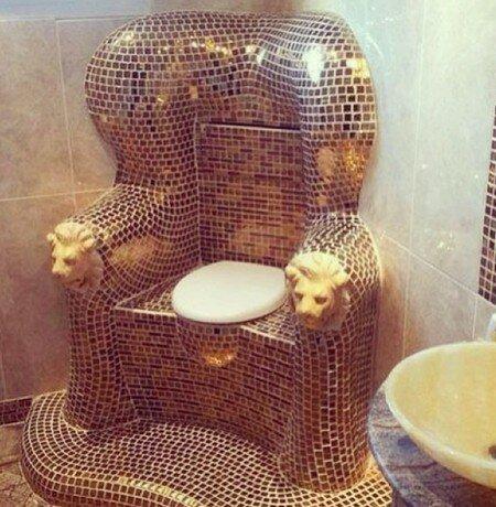 Самые необычные и оригинальные туалеты в мире
