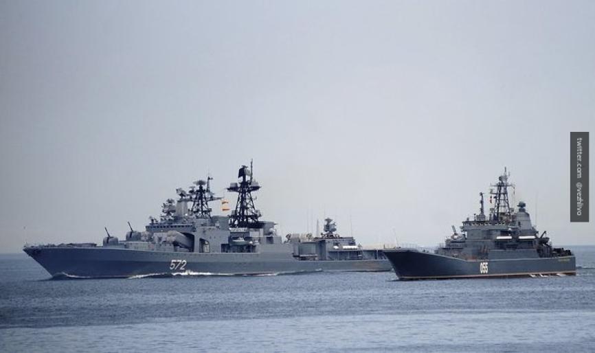 NI: Авианосцы США бесполезны в войне против России