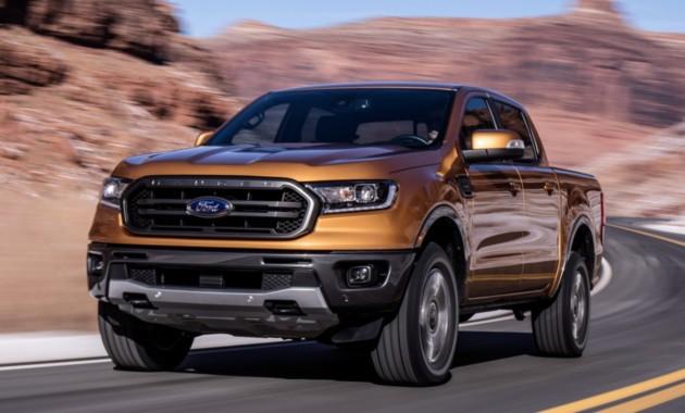 Новый Ford Ranger дебютировал в Детройте