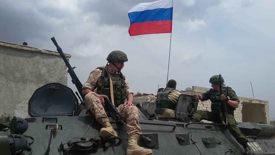 СМИ: Российские военные в Ид…