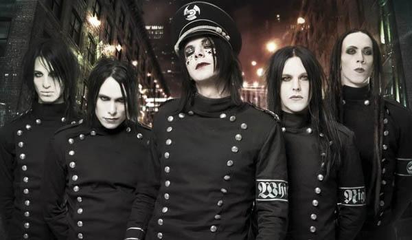 """Кавер на песню группы """"Deathstars"""" - """"Death Dies Hard"""" от российской группы [T.3.R] - """"Морфий"""". 00,группа"""