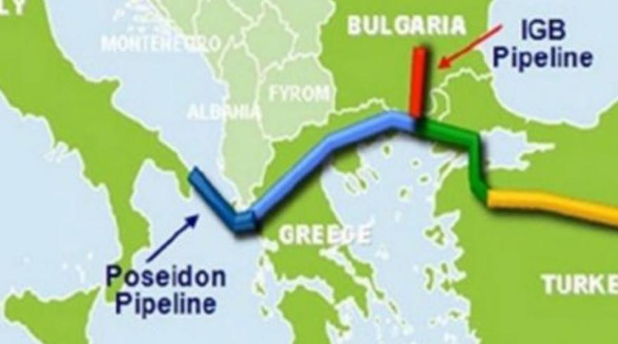 Опомнились: Болгария тянет трубы к соседям, мечтая таки стать газовым хабом