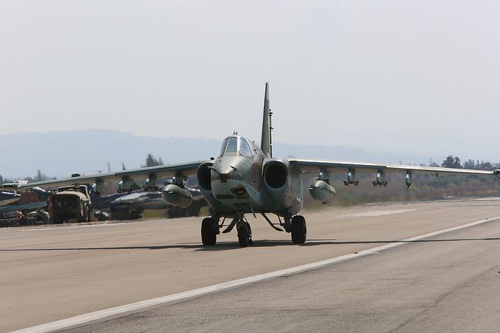 Минобороны опровергло уничтожение семи российских самолетов в Сирии