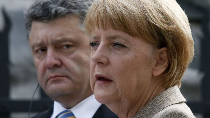 Европа слила Украину: Меркел…