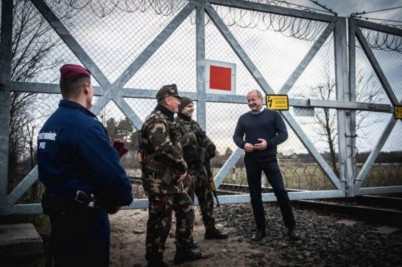 В норвежской прессе заявили о становлении первой диктатуры в Евросоюзе