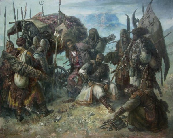 Почему Чингисхан приказал зверски расправиться над афганцами?