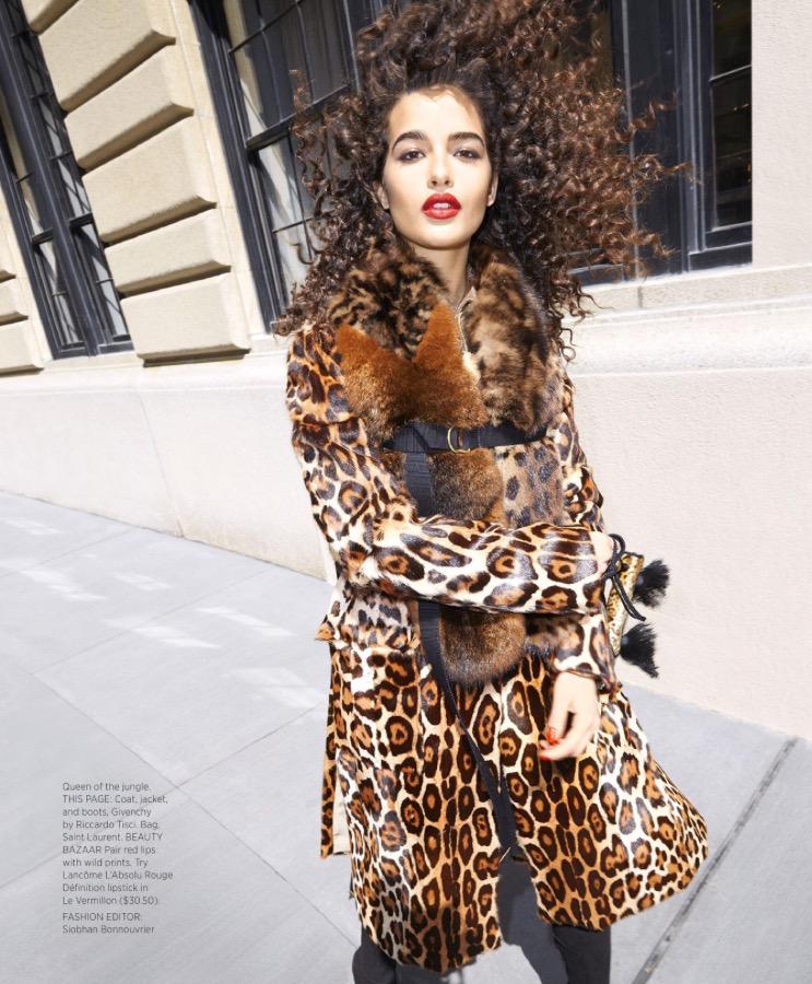Это зверство: с чем носить леопардовые вещи