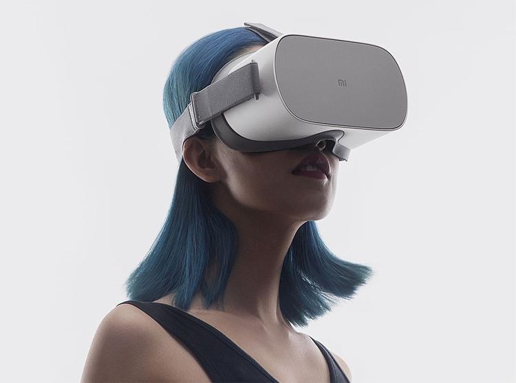 Xiaomi Mi VR Super Player: комплект из VR-шлема и набора игр за $260