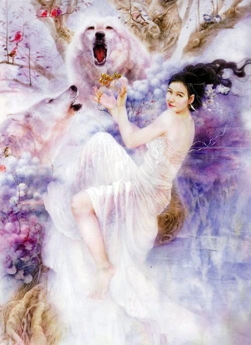 художник Ji Shuwen-05