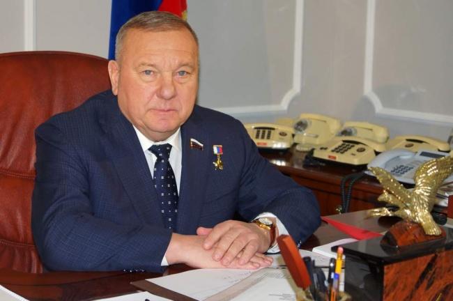 Генерал-полковник Шаманов: Г…
