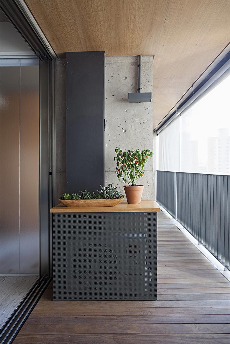 Квартира с индустриальным декором и скандинавским уютом