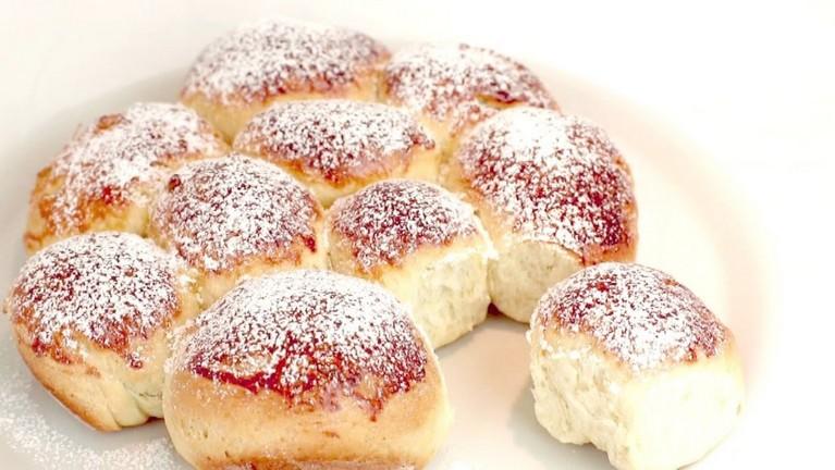 Если у вас есть 1 яйцо, мука и сахар, приготовьте этот завтрак. Очень просто и вкусно